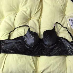 Victoria's Secret Intimates & Sleepwear - Body by Victoria Long Velvet LIned Demi Bra